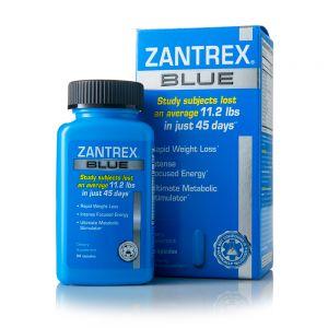 Zantrex® Blue - Maximum Strength Calorie Control®