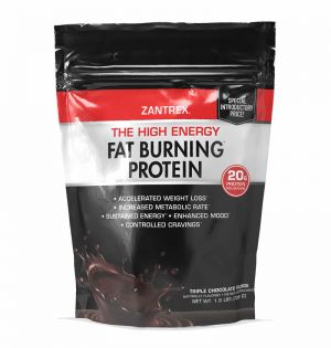Zantrex Fat Burning Protein Triple Chocolate Fudge